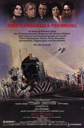 The Cassandra Crossing - 11 x 17 Movie Poster - Style A