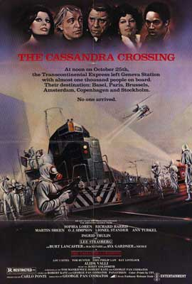 The Cassandra Crossing - 27 x 40 Movie Poster - Style A