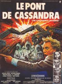 The Cassandra Crossing - 11 x 17 Movie Poster - French Style A
