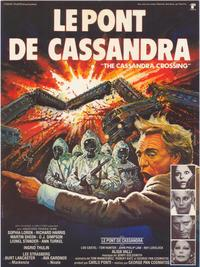 The Cassandra Crossing - 47 x 62 Movie Poster - French Style A