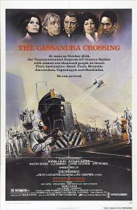 The Cassandra Crossing - 43 x 62 Movie Poster - Bus Shelter Style A