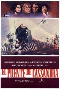 The Cassandra Crossing - 11 x 17 Movie Poster - Spanish Style A