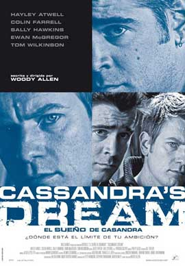 Cassandra's Dream - 11 x 17 Movie Poster - Spanish Style A