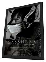 Casshern - 11 x 17 Movie Poster - Japanese Style B - in Deluxe Wood Frame