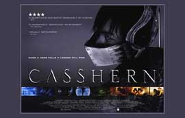 Casshern - 11 x 17 Movie Poster - UK Style A