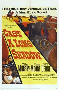 Cast A Long Shadow - 27 x 40 Movie Poster - Style A