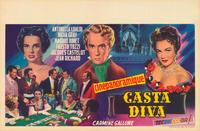 Casta diva - 27 x 40 Movie Poster - Belgian Style A