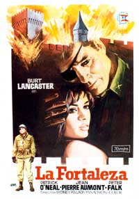 Castle Keep - 27 x 40 Movie Poster - Spanish Style A