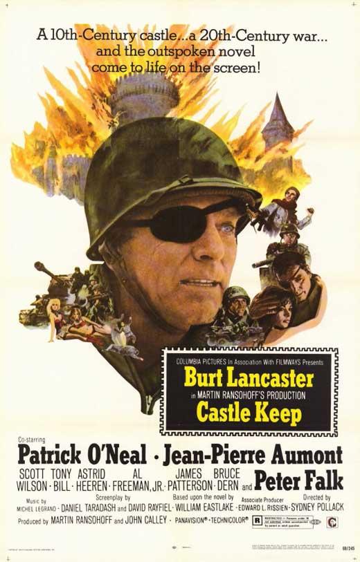 Castle Keep movie