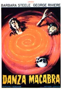 Castle Of Blood - 27 x 40 Movie Poster - Italian Style A