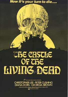 The Castle of the Living Dead - 11 x 17 Movie Poster - Style A
