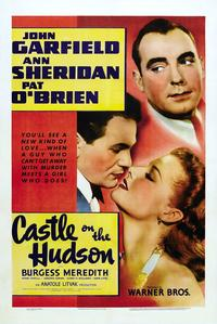 Castle on the Hudson - 11 x 17 Movie Poster - Style A