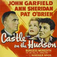 Castle on the Hudson - 20 x 20 Movie Poster - Style A