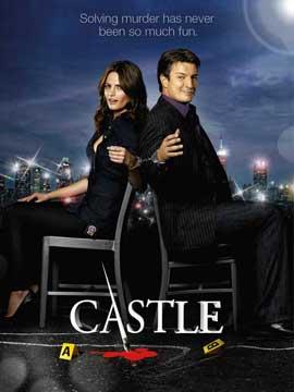 Castle (TV) - 11 x 17 TV Poster - Style C