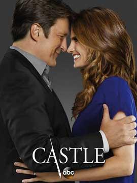 Castle (TV) - 27 x 40 TV Poster - Style D