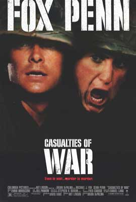 Casualties of War - 11 x 17 Movie Poster - Style A