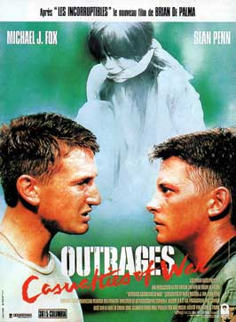 Casualties of War - 11 x 17 Movie Poster - French Style A