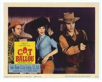 Cat Ballou - 11 x 14 Movie Poster - Style G