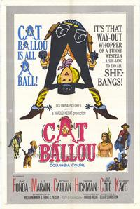Cat Ballou - 43 x 62 Movie Poster - Bus Shelter Style A