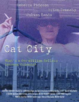 Cat City - 11 x 17 Movie Poster - Style A