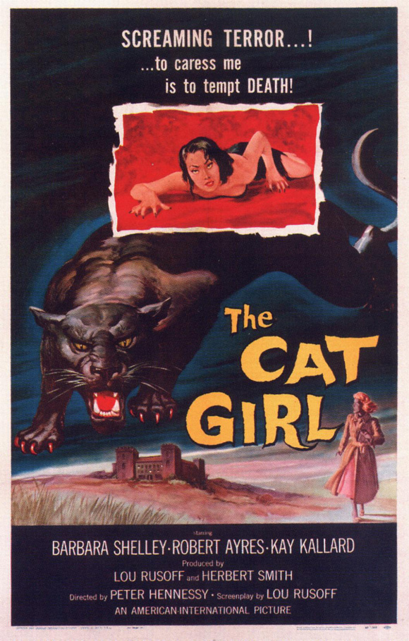 Cat Girl movie