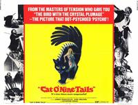 Cat o' Nine Tails - 11 x 14 Movie Poster - Style A