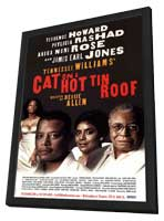 Cat on a Hot Tin Roof (Broadway) - 11 x 17 Poster - Style A - in Deluxe Wood Frame