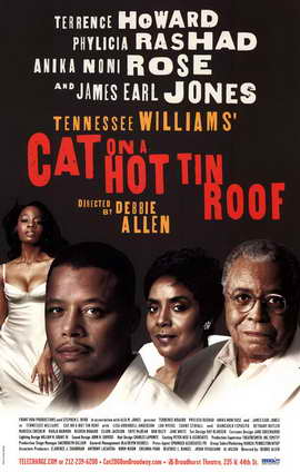 Cat on a Hot Tin Roof (Broadway) - 11 x 17 Poster - Style A