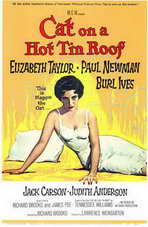 Cat on a Hot Tin Roof - 11 x 17 Movie Poster - Style A
