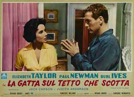 Cat on a Hot Tin Roof - 11 x 14 Movie Poster - Style A