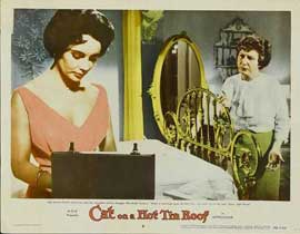Cat on a Hot Tin Roof - 11 x 14 Movie Poster - Style B