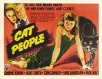 Cat People - 11 x 17 Movie Poster - Style C