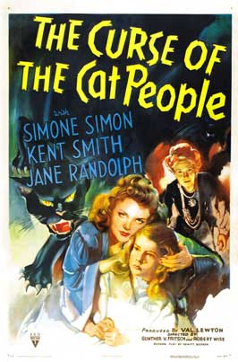 Cat People - 11 x 17 Movie Poster - Style G