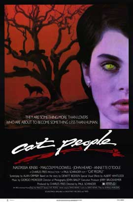 Cat People - 11 x 17 Movie Poster - Style A