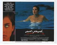 Cat People - 11 x 14 Movie Poster - Style G