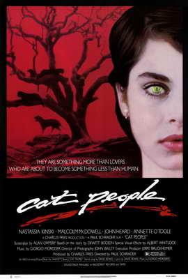 Cat People - 27 x 40 Movie Poster - Style B