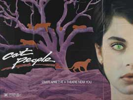 Cat People - 27 x 40 Movie Poster - Style C
