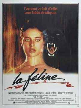 Cat People - 11 x 17 Movie Poster - French Style A