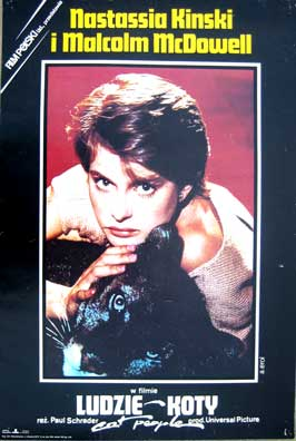 Cat People - 11 x 17 Movie Poster - Polish Style A