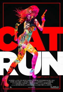 Cat Run - 27 x 40 Movie Poster - Style A