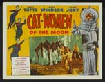 Cat Women of the Moon - 11 x 17 Movie Poster - Style B