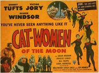 Cat Women of the Moon - 11 x 14 Movie Poster - Style A