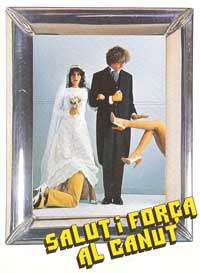Catalan Cuckold - 11 x 17 Movie Poster - Spanish Style A