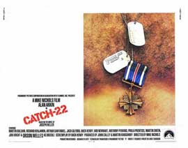 Catch 22 - 22 x 28 Movie Poster - Half Sheet Style A