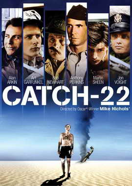 Catch 22 - 27 x 40 Movie Poster - Style B