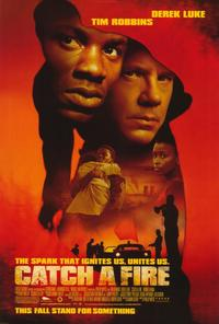 Catch a Fire - 27 x 40 Movie Poster - Style A