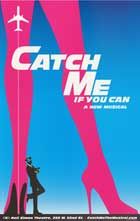 Catch Me If You Can (Broadway) - 11 x 17 Poster - Style A
