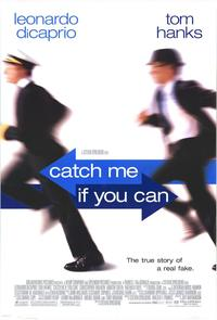 Catch Me If You Can - 43 x 62 Movie Poster - Bus Shelter Style A