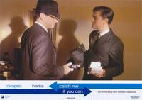 Catch Me If You Can - 11 x 14 Poster German Style A