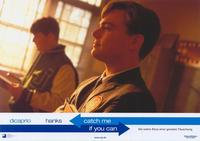Catch Me If You Can - 11 x 14 Poster German Style E